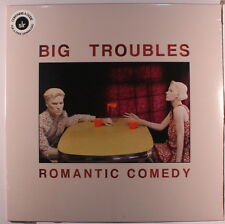 BIG TROUBLES: Romantic Comedy LP (w/ code for free download) Rock & Pop