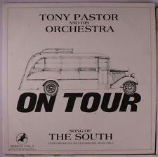 TONY PASTOR: Song Of The South LP (sm wobc, sl cw, tiny stain spots oc) Jazz