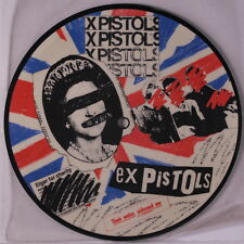 EX PISTOLS: Land Of Hope & Glory 45 (UK, pic disc) Punk/New Wave