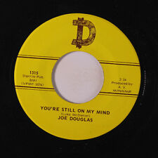 JOE DOUGLAS: You're Still On My Mind / Wine Flow Free 45 (close to M-) Country