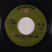 TOWER OF POWER: You're Still A Young Man / Skating On Thin Ice 45 Soul