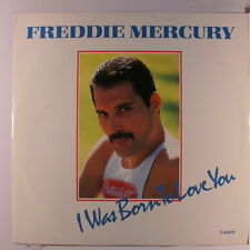 FREDDIE MERCURY: I Was Born To Love You / Stop All The Fighting 12 (UK, promo s