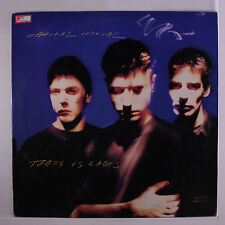 CAPITAL INICIAL: Todos Os Lados LP (Brazil, '89, corner bend, small toc, small