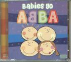 ABBA BABIES GO FOR BABIES SEALED CD CHILDREN LULLABY