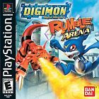 ***DIGIMON RUMBLE ARENA PS1 PLAYSTATION 1 DISC ONLY~~~