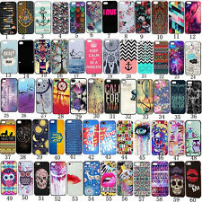 New Design Pattern Hard Back Case Cover Skin For iPhone 6s 4.7