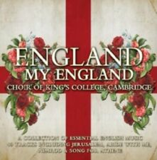 Choir Of King's College, Cambr - England My England NEW CD