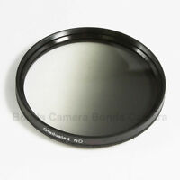 77mm 77 mm Graduated Grey ND Neutral Density Filter for Canon Sony DSLR lens