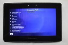 """Blackberry Playbook 7"""" Multiple Variations Wi-Fi - Black *Fair Condition*"""