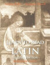 Learn to Read Latin: Workbook Part 1 by Andrew Keller, Stephanie Russell...