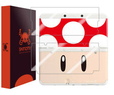 Skinomi Clear Full Body Skin for New Nintendo 3DS Cover Plates [Standard 2015]