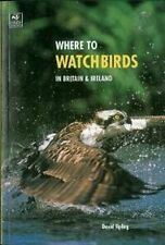 Tipling, David Where to Watch Birds in Britain Ireland Very Good Book