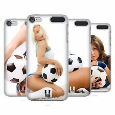 HEAD CASE DESIGNS FOOTBALL BABES HARD BACK CASE FOR APPLE iPOD TOUCH MP3