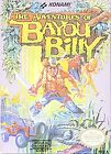 ***ADVENTURES OF BAYOU BILLY NES NINTENDO GAME COSMETIC WEAR~~~