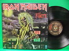 Iron Maiden Killers 1981 Record NM- Capitol ST 12141 Heavy Metal Original Press