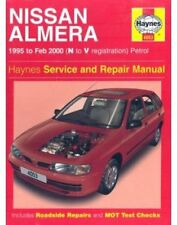 Nissan Almera Service and Repair Manual: N to V Reg by John S. Mead...