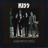 Kiss, Dressed to Kill Audio CD
