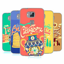 HEAD CASE DESIGNS I DREAM OF ITALY SOFT GEL CASE FOR HUAWEI PHONES 2