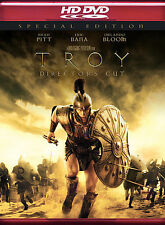 Troy (HD-DVD, 2007, Director's Cut Unrated)