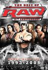 WWE: The Best of RAW 15th Anniversary DVD, Vince McMahon, John Cena, Bret Hart,