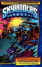 Skylanders: Return of the Dragon King by David A. Rodriguez, Ron Marz...