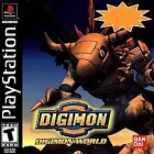 ***DIGIMON WORLD PS1 PLAYSTATION 1 DISC ONLY~~~