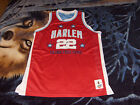 harlem globetrotters 75th anniversary jersey curly #22 size 2XL very rare tag