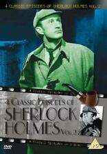 Sherlock Holmes - 4 Classic Episodes - Vol. 2 - The Case Of Harry Crocker / The