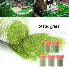 Woodland Scenics Static Grass Flock Scatter Scenery Grass 5g-8g 5mm Colors