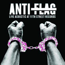 "Anti Flag - Live Acoustic At 11Th Street Records (RSD 16) (NEW 12"" VINYL LP)"