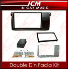 BMW E46 3 Series Double Din Facia Panel Stereo Fitting Cage Kit for Radio