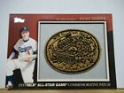 2010 Commemorative Patch Duke Snider Dodgers 1955 All Star Game