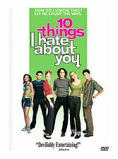10 Things I Hate About You (1999) - Used - Dvd Adult Owned Great Condition