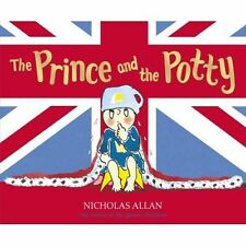 The Prince and the Potty, Allan, Nicholas, New condition, Book
