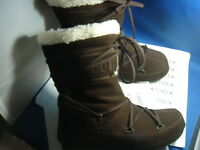new Tecnica Moon Boot® Butter Mid Ochre or Brown New Winter Boot 14015700