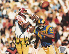 Charley Taylor signed Washington Redskins 8x10 photo HOF autographed