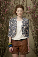 NWT Anthropologie DAUGHTERS LIBERATION Wisley Cropped Jacket Blazer 12 SOLD OUT