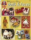 POLYMER CLAY DOLLS & FACES-Fimo/Sculpey/Premo-Push Molds-Craft Idea Book