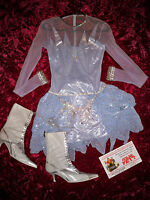 """ARE WE THERE YET"" DANCE COSTUME SEQUINS & RHINESTONES PROP ICE CUBE JAY MOHR"
