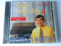 SEQUENCE-BALLROOM DANCING cd NICHOLAS MARTIN come dancing 4