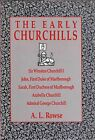 The Early Churchills by A. L. Rowse, 1990 HB/DJ