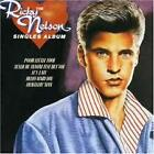 RICKY NELSON - THE SINGLES ALBUM - CD - NEW -
