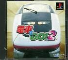 PS Densha De Go 2 Import Japan Playstation