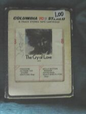 """JIMI HENDRIX """" THE CRY OF LOVE """"   8 TRACK TAPE"""