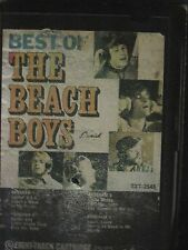 BEST OF THE BEACH BOYS  8 TRACK TAPE