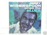 "Jimmy Witherspoon Sings The Blues - 12"" Lp 1964"