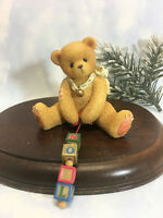 Cherished Teddies Nolan NIB