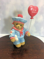 Cherished Teddies Avery  NIB