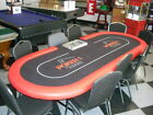 Poker Table & Chairs