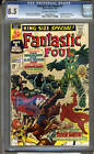 Fantastic Four Annual #5 CGC 8.5 VF+ Universal